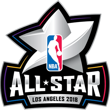 2018 NBA All-Star Game logo